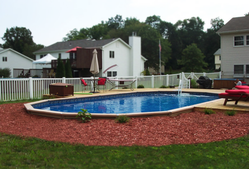 In-Ground Pool Liner Replacements